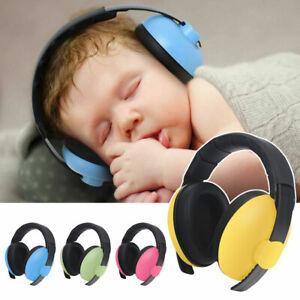 Kids Child Baby Ear Defenders Newborn Children Muffs Noise Reduction Protectors