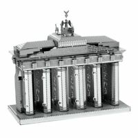 Metal Earth Brandenburg Gate Laser Cut DIY Model Hobby Monument Build Kit