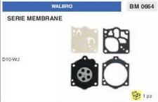 KIT SERIE MEMBRANE membrana CARBURATORE WALBRO D10-WJ (K 10 WJ)