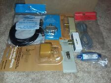 Junk Drawer Audio / Video Lot ~ Cables Splitter Plugs Isolator
