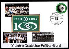 Fußball. 100J. Deutscher Fußball-Bund. Ausstellung. SoSt. BRD 2000