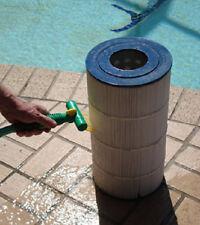 AQUA COMB™ hot tub & pool filter cleaner tool -makes the job really quick & easy