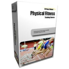 Física Fitness Gym Ejercicio muscular edificio curso de formación Guía Manual Cd