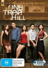 One Tree Hill : Season 6 (DVD, 2010, 7-Disc Set)..