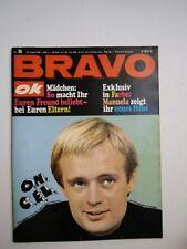 Bravo OK 1967 Nr. 36 Winnetou & Nscho-Tschi Starschnitt