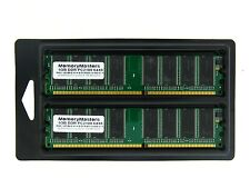 2GB  (2X1GB) MEMORY FOR EMACHINE T2482 T2484 T2542 T2596 T2605 T2615