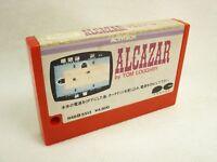 MSX ALCAZAR Cartridge only Import Japan Video Game msx