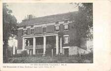 Little Falls New York Herkimer Homestead Mohawk Valley Antique Postcard K34191