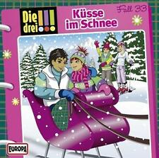 Die drei !!! 33. Küsse im Schnee (drei Ausrufezeichen) (2014)
