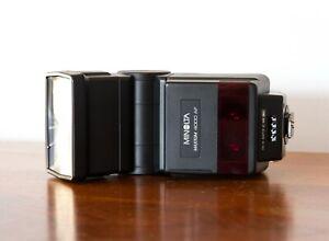 Minolta Maxxum 4000 AF Professional Flash Unit - Camera-Tested and Working