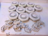 Lot Of 10 Juniper Wireless Access Points WLA532-US With Mounting Brackets-S3877