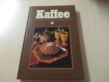 Kaffee- Sigloch Kochbuch gebundenes Buch HC