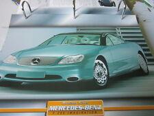 Dream Cars Deutschland 1 Mercedes Benz F 200, 1996