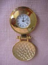 Miniature Collectors Clock , Pocket Watch