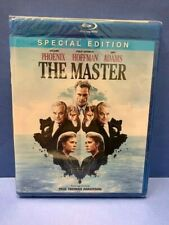 The Master (Blu-ray Disc, 2013, Canadian Special Edition)
