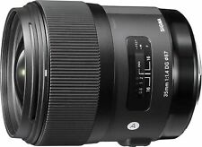 Sigma 35mm F1.4 DG HSM Lens for Canon