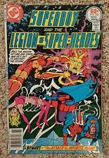 SuperBoy and the Legion of Super-Heroes #233 VF
