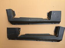 1 x Pair of Ford Transit Sill & Door Step Repair Panels,to fit 1986-2000 Sills