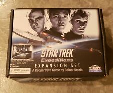 Star Trek Expeditions Expansion Set Heroclix Wizkids 2011 Game FIGURINES ONLY