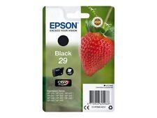 Epson 29 - NERO ORIGINALE - 8715946625966 - C13T29814012