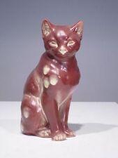 +# A003129 Goebel Archiv Muster Cortendorf Lampenfuß Katze Cat sitzend 2438