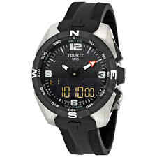 Tissot T-Touch Expert Solar NBA Special Edition Black Dial Men's Watch