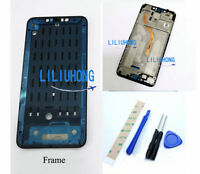 Front LCD Frame Screen Housing Chassis Plate For Xiaomi poco F1 Pocophone F1