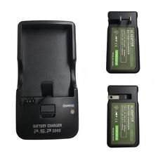 EG_ Desktop AC Wall Battery Charger Adapter for Sony PSP 1000/2000/3000 US Plug