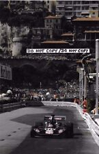 9x6 Photograph David Purley  Lec March 731 , Monaco GP 1973