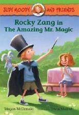 Judy Moody Ser.: Rocky Zang in the Amazing Mr. Magic 2 by Megan McDonald...