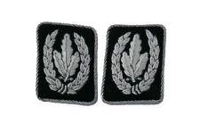 German WW2 Elite Unit Reichsfuhrer collar tabs