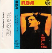 K 7 AUDIO (TAPE)   LOU REED *ROCK'N'ROLL ANIMAL*  (MADE IN ITALY)