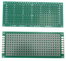 4 Pcs Single Sided Universal Pcb Proto Prototype Perf Board 37 3x7 Cm