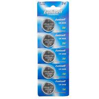 5 x Eunicell CR2430 3V Lithium Coin Cell Battery DL2430 K2430L ECR2430