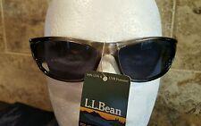 L. L. Bean Polarized 1.1mm Sport Wrap Sunglasses