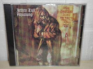 JETHRO TULL - AQUALUNG - CD
