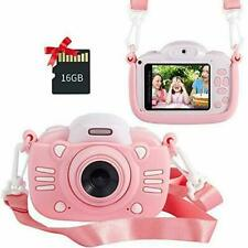 MINIBEAR Kids Digital Camera for Toddler Girls Toy Camera Kids Video Camera