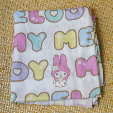 My Melody Miffy Cotton knit Fabric for DIY Cloth shirt Bedset Pillow 50x165cm