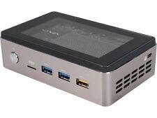 LIVA Core Mini PC/ Intel Broadwell Core M-5Y10C SOC/4GB DDR3L/120GB M.2 SSD/No O