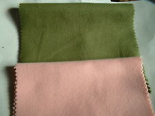 WHAT WE HAVE ALL BEEN WAITING FOR GREEN  WOOL CASHMERE POLY COATING VELVETSOFT