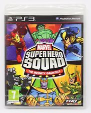 MARVEL SUPER HERO SQUAD THE INFINITY GAUNTLET PLAYSTATION 3 PS3 PAL ESPAÑA NUEVO