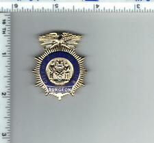 New York City Police Surgeon's Novelty Pin