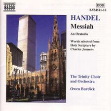 George Frideric Handel : Messiah CD (2009) ***NEW***