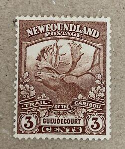 Newfoundland Sg 132a Lmm Cat £16
