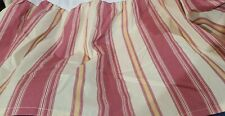 New CHAPS Home DYLAN Striped Bedskirt King