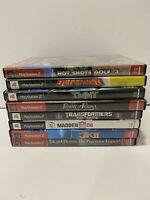 Playstation 2 PS2 Games - Tested & Working