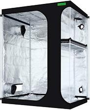 "Viparspectra 2-in-1 60�x48�x80� Mylar Hydroponic Grow Tent (60""x48""x80 4;)"