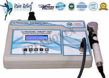Advanced Ultrasound Therapy LCD Machine 1 MHz Head Physical Therapy Equipment 4j