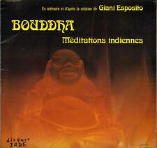 "PRAMOR KUMAR ""BOUDDHA - MEDITATIONS INDIENNES"" LP JADE 022"