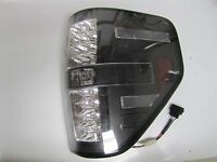 2009-2014 Ford F-150 RECON RH Smoked LED Tail Light Assembly